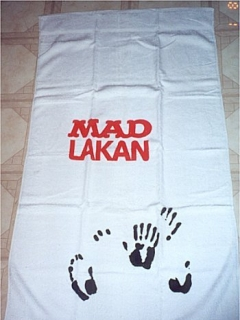 Go to Beach Towel MAD Magazine • Sweden