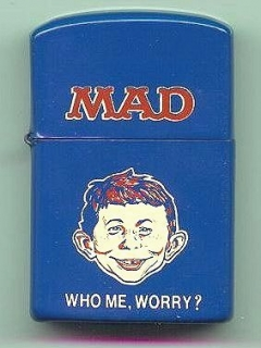 Go to Pocket Lighter MAD Magazine • USA