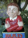 Image of Cookie Jar Alfred E. Neuman 'Certified MAD'
