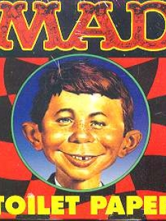 Go to Candle Holder Alfred E. Neuman Like • USA