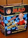Image of Salt & Pepper Shakers 'Certified MAD'