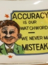 "Image of Ashtray Pre-MAD Alfred E. Neuman ""We Never Make Misteaks"""