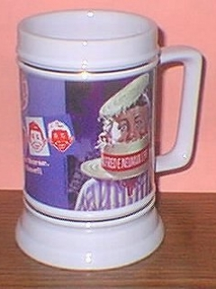 Go to Beer Stein Alfred E. Neuman for President • USA