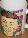 Thumbnail of Alfred E. Neuman Coffee Mug 1996 XPRES