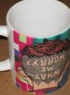 Image of Alfred E. Neuman Coffee Mug 1996 XPRES