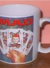 Image of Coffee Mug (Applause) 'Alfred E. Neuman Cards'