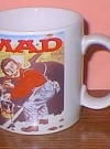 Image of Coffee Mug (Applause) 'Alfred E. Neuman paints the Highway'