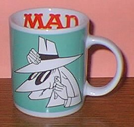 Coffee Mug with Spy and MAD logo #1 • Australia