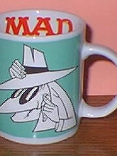 Go to Coffee Mug with Spy and MAD logo #1 • Australia