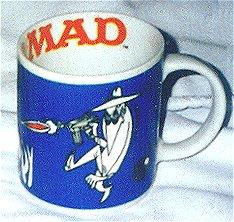 Coffee Mug with Spy and MAD logo #2 • Australia
