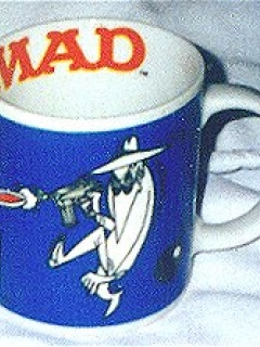 Go to Coffee Mug with Spy and MAD logo #2 • Australia
