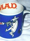 Coffee Mug with Spy and MAD logo #2