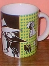 Image of Coffee Mug with Spy and MAD logo #3
