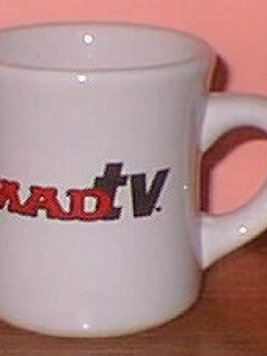 Go to Coffee Mug MAD TV • USA