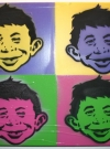 Thumbnail of Mad Magazine Stencil Graffiti Canvas