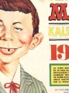 Image of 1978 Calendar MAD Magazine
