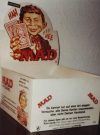 Image of Card Game MAD Magazine Selling Box