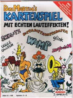 Go to Card Game Don Martin • Germany