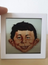 Image of Alfred E. Neuman Dia Slide - Front View
