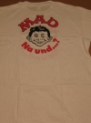 "Image of MAD Magazine - Original ""Na Und....?"" T-Shirt"