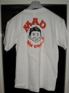 "Image of MAD Magazine - Original ""Na Und....?"" T-Shirt"