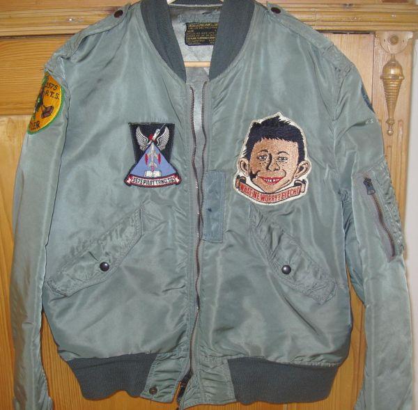 USAF Pilot Jacket • USA