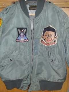 Go to USAF Pilot Jacket