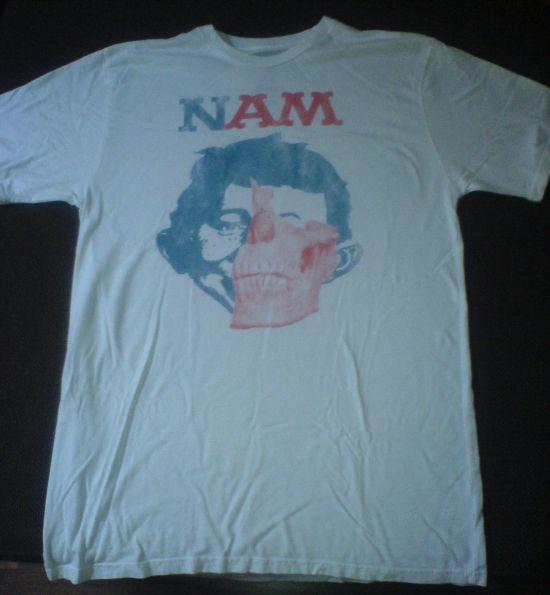 NAM T-Shirt • USA