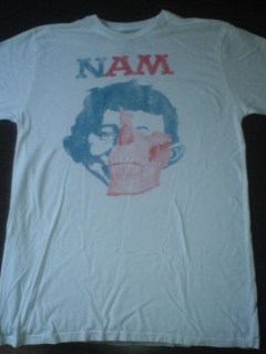 Go to NAM T-Shirt • USA