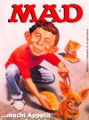 Image of Postcard Promotional: MAD...macht Appetit auf mehr!