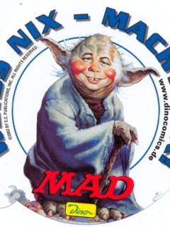 Sticker Promotional: Weiss nix - macht nix • Germany