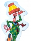 Image of Cardboard Standup Small #4: Don Martin