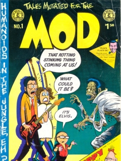 Tales mutated for the MOD #1 • USA