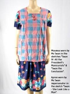 Costume MAD TV's Ms Swan #4 • USA