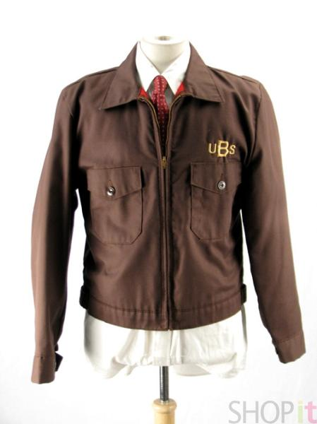 Jacket from MAD TV's UBS Guy • USA