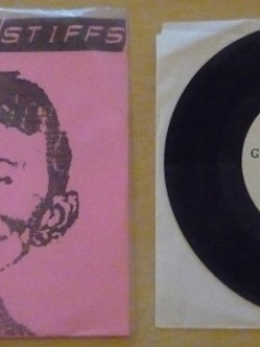 Go to Record 45 RPM Jake & the Stiffs (pink version) • USA