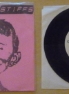 Image of Record 45 RPM Jake & the Stiffs (pink version)