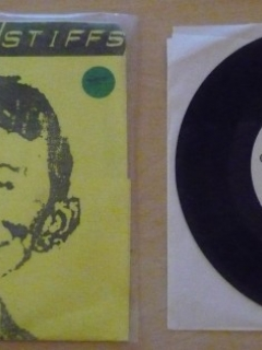 Go to Record 45 RPM Jake & the Stiffs (yellow version) • USA