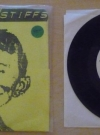 Image of Record 45 RPM Jake & the Stiffs (yellow version)