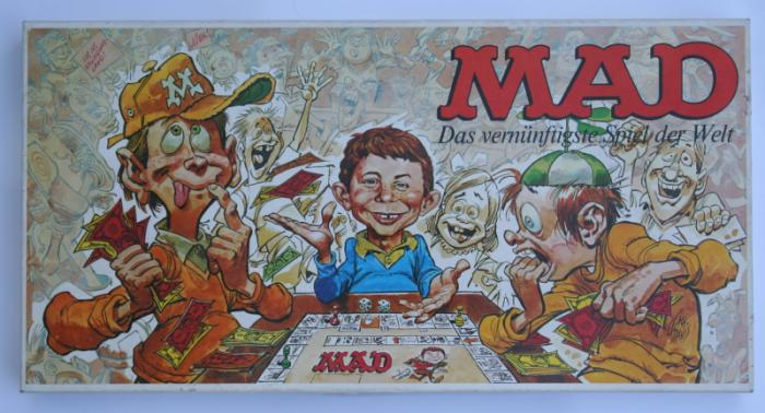 24+ Mad Magazine Game Board Pictures