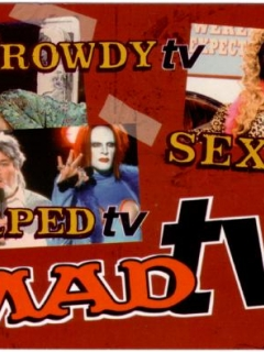 Postcard MAD TV 2004 Comedy Central Promotional • USA
