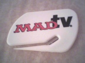 Letter Opener with MAD TV Logo • USA