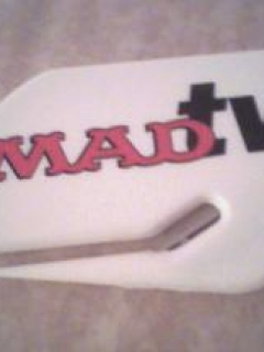 Go to Letter Opener with MAD TV Logo