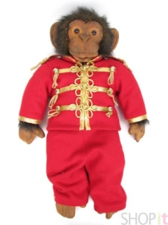 Go to Michael Jackson's 'Bubbles' stuffed monkey used in MAD TV sketches