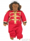 Image of Michael Jackson's 'Bubbles' stuffed monkey used in MAD TV sketches