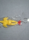 Key Chain Rubber Chicken MAD TV