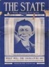 The State Magazine #31 with Pre MAD Alfred on cover