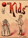 Image of Puck's Library: Kids (first known Alfred E. Neuman cover appearance)