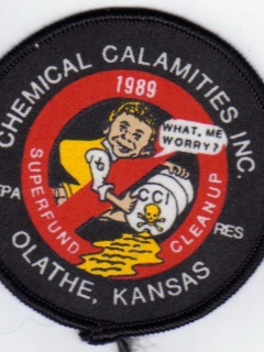 Go to Patch Chemical Calamities Alfred E. Neuman • USA