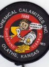 Image of Patch Chemical Calamities Alfred E. Neuman
